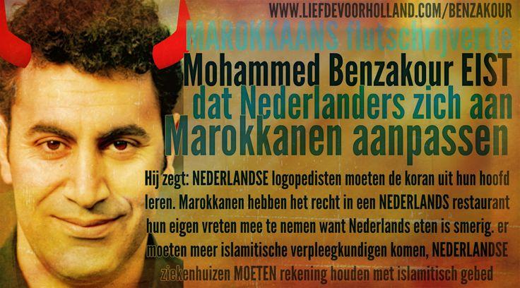 We lazen deze week HIERRRRRRR al dat een verpleegster toegaf dat allochtonen worden voorgetrokken op Nederlandse patiënten, wat dus discriminatie is (en tegen artikel 1 van de grondwet gaat): maar dat boeit niemand iets toch? En nu heeft flutschijvertje Mohammed Benzakour er ook een mening over. Voor hem is het allemaal nog niet goed genoeg. …