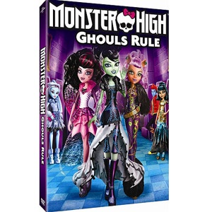Monster High movie available in October (Allie)