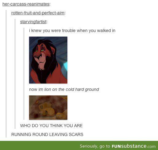 Lion King lryics