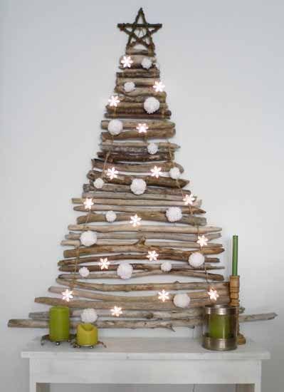 Selecionei um monte de idéias para decoração de Natal que vc pode fazer. São tantas que vou dividir. Vamos ver?