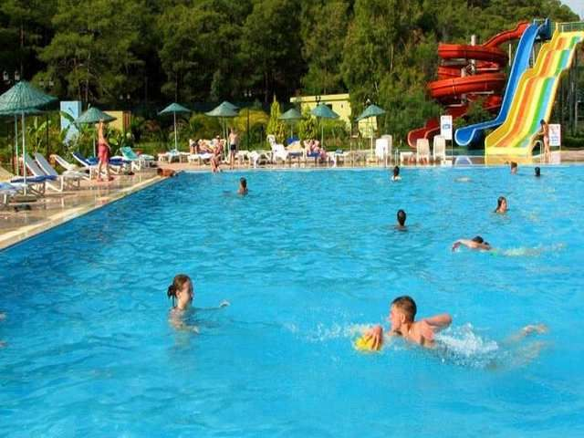 £25.32pp pn July 2013, Marmaris, (DLM) 2 Adults sharing, Marmaris Resort Hotel, 5 Star, at All Inclusive. http://completetraveldirect.co.uk/Hotel