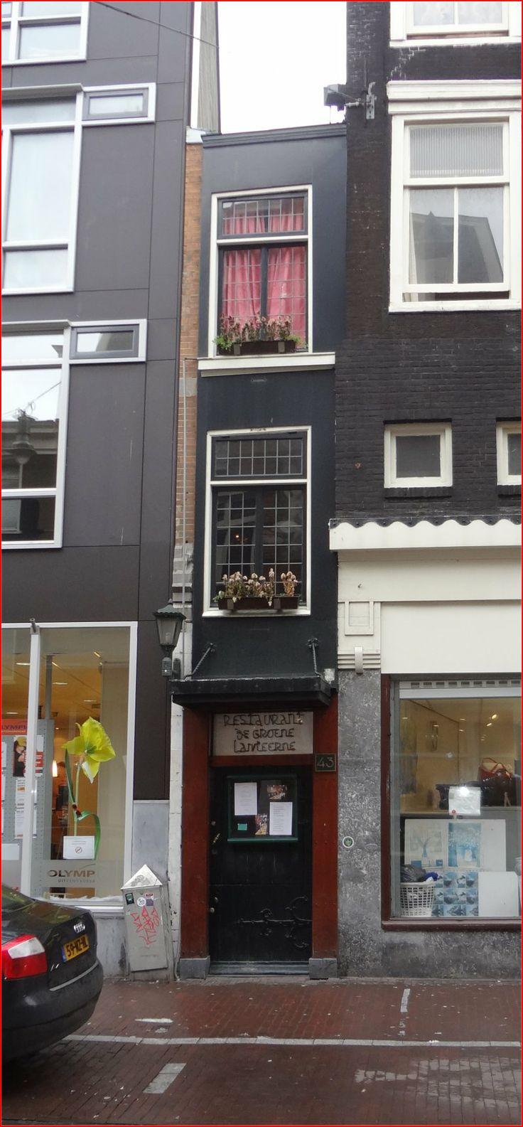 #Haarlemmerstraat restaurant de groene Lantaarn