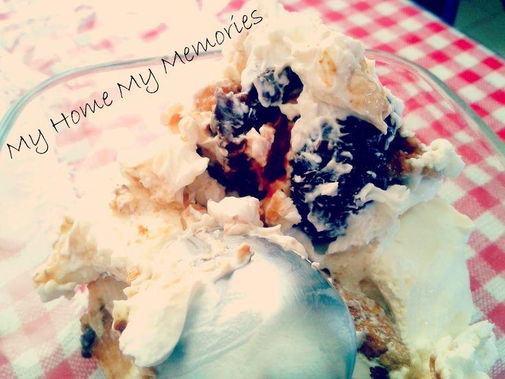 My home My memories: Άσπρο γλυκό αίνιγμα!