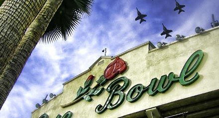 Temporary Use of the Rose Bowl Stadium by the National Football League (NFL)