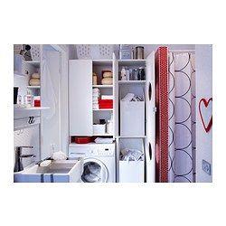 IKEA - LILLÅNGEN, Laundry cabinet,