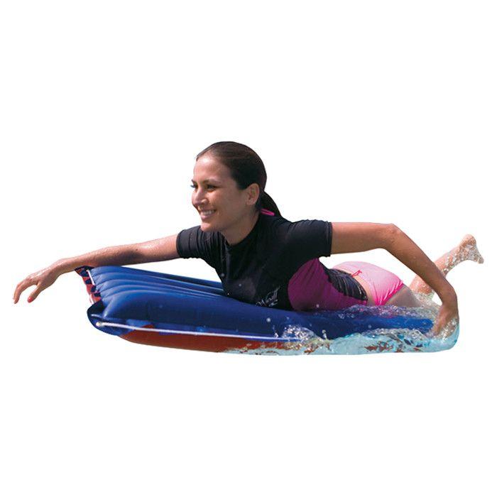 Canvas Surf Rider Pool Mat