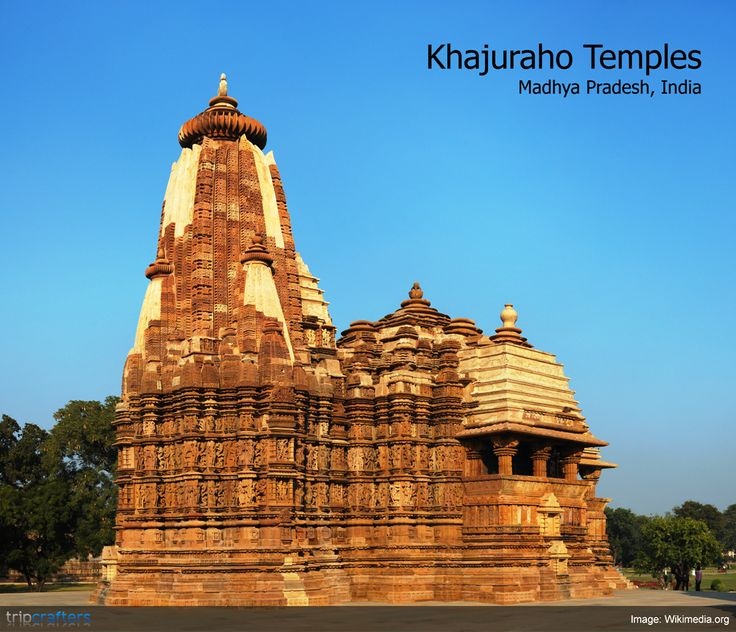 The #Khajuraho temples, located in the state of #MadhyaPradesh are a unique group of temples signifying and elaborating the rich cultural heritage as well as architectural brilliance of Medieval India. They are also the most visited heritage site in India after The Taj Mahal. Check out a complete guide on visiting these architectural marvels