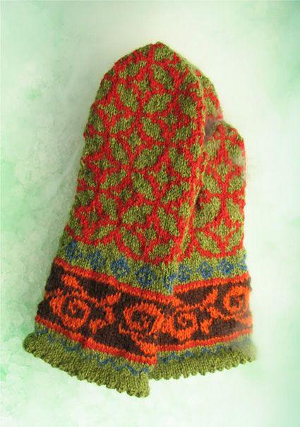 Knitty: Winter 2006 - editor