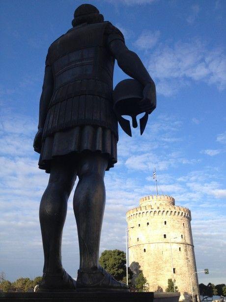 THINK & CLICK / Καλημέρα από τη Θεσσαλονίκη του Φιλίππου! | thinkfree.gr