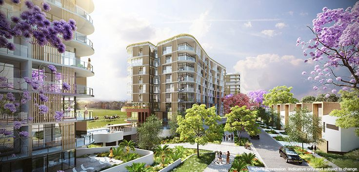Ascot Green by Mirvac - Eagle Farm's new residential precinct.