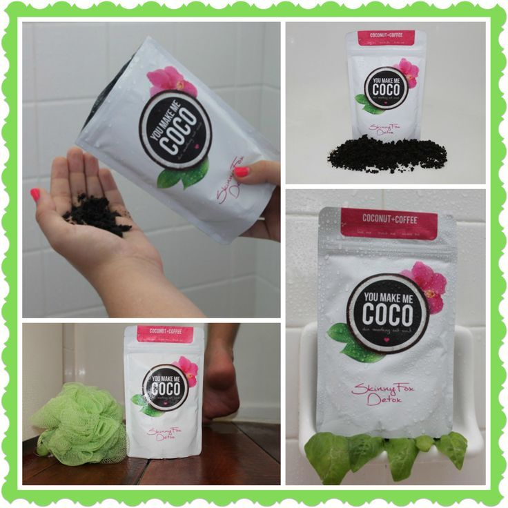Get your skin smooth and healthy with You Make Me Coco Scrub!