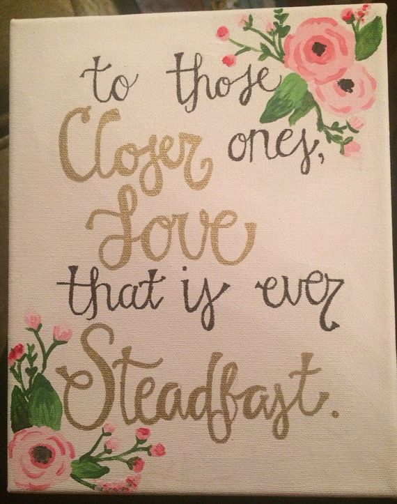 Delta Zeta Creed Canvas by PaintedPrepp on Etsy