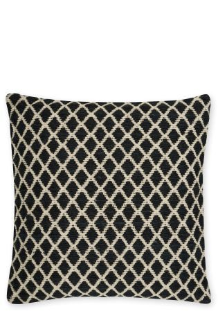 Buy Woolly Geo Cushion from the Next UK online shop