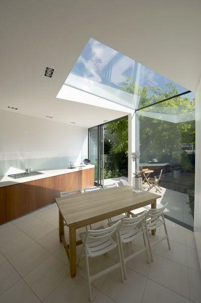 Seamless skylight