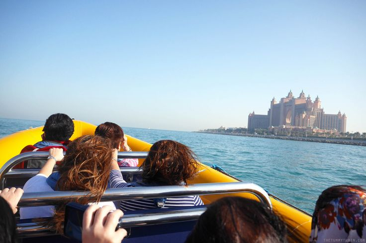 Dubai Travel Blog | The Yellow Boat Experience-- one of the highlights of my Dubai trip! Check out my travel diaries on the blog. :)