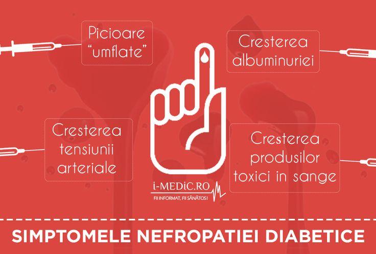 Nefropatia diabetica, denumita si boala renala diabetica este o complicatie specifica a diabetului zaharat, ce afecteaza ambii rinichi. Ea nu se intalneste la copii si este foarte rara la tinerii cu diabet zaharat tip 1. http://www.i-medic.ro/boli/nefropatia-diabetica
