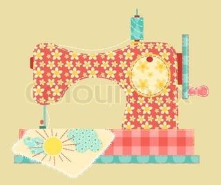 ¿Que os parece para hacer una funda para la máquina de coser?