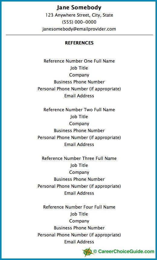 Best 20+ New resume format ideas on Pinterest Best cv formats - reference format for resume