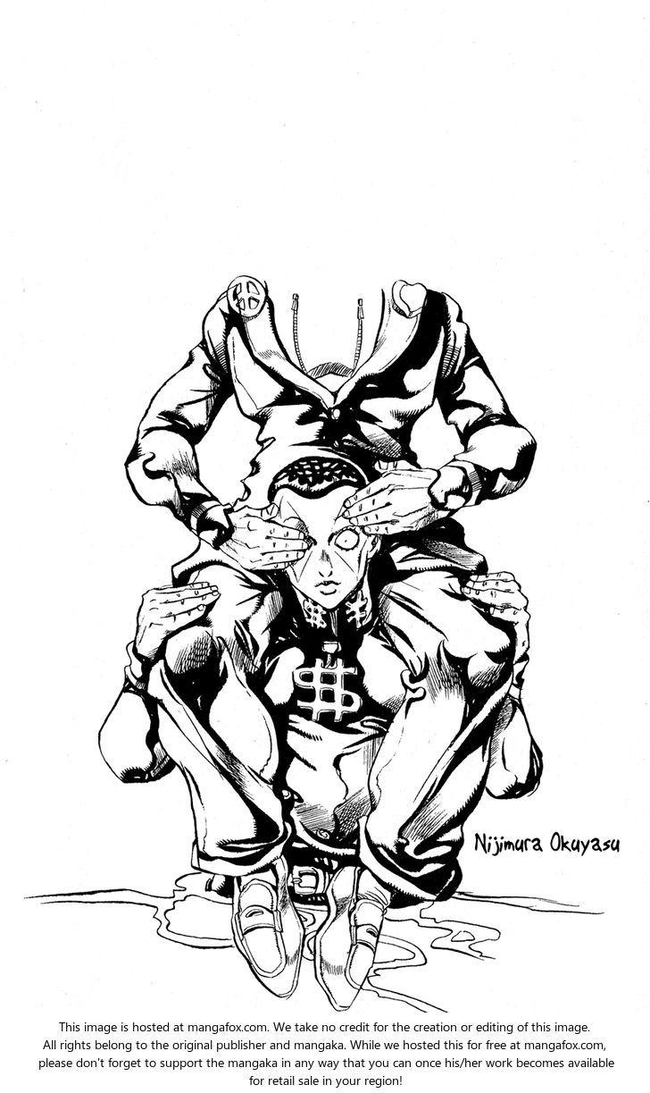 Jojo no Kimyou na Bouken 432: Crazy Diamond Is Unbreakable (5) at MangaFox.me