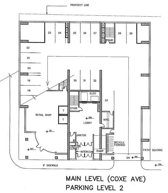 Chrysler Building Floor Plan