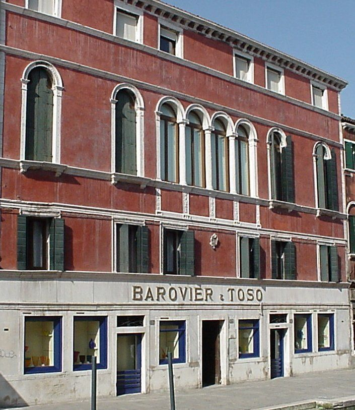 Barovier&Toso Headquarter in Murano