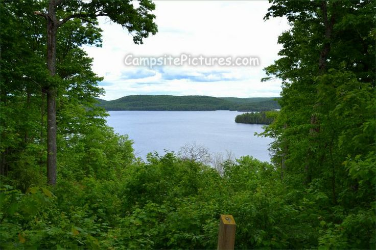 Algonquin Park Trails, Camping in Ontario, Hardwood Lookout #algonquinpark