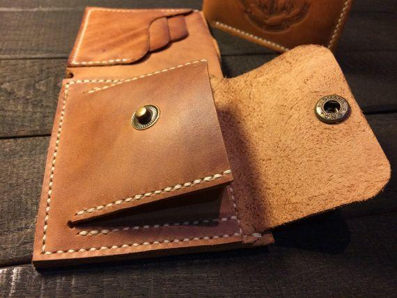 Wallet Leather wallet Harry Potter Hogwarts