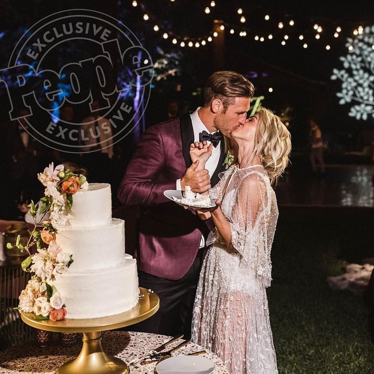 #JulianneHough's wedding day was an absolute dream! 💕 The #DWTS judge shared exclusive pictures of her big day in this week's issue of PEOPLE. 👰 Tap the link in the bio for all the details. |#Regram @juleshough via ✨ @padgram ✨(http://dl.padgram.com)