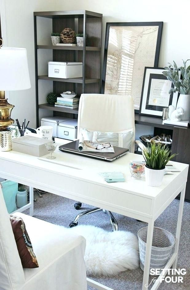 Classy Desk Accessories Color Of The Year Simply White Desk Pictures Splendid Color Of The Year Classy Office Desk Accessori Ruangan Kantor Ruang Kerja Ruangan