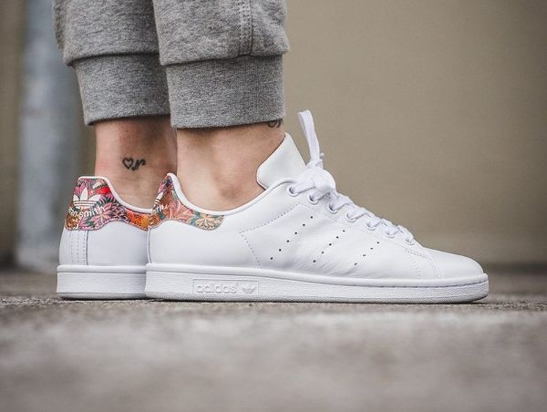 basket adidas femmes stan smith w