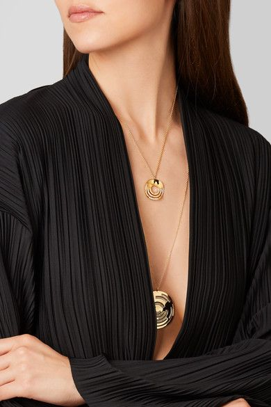 Ippolita - Senso 18-karat Gold Diamond Necklace - one size