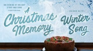 call 877-500-5266 before 10 pm and u will be entered to win: 4 VIP passes to Portland Center Stage at The Armory !  Portland Center Stage has two holiday shows - director Brandon Woolley of A Christmas Memory paired with Winter Song & actor Lauren Modica from Twist Your Dickens .  EVERYONE who calls today will be entered to win a package of VIP Tickets! CALL 877-500-5266 with your #givingtuesday donation now!!! #communityradio #communitypowered #peoplepowered #radio !
