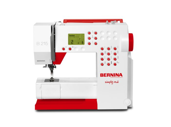 BERNINA 215 Simply Red picture