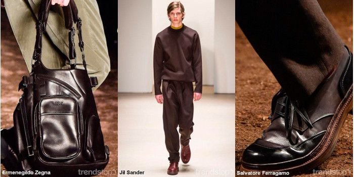 IW Fashion – Belangrijke Kleurentrends voor Herfst/Winter 2016-17 Herenmode