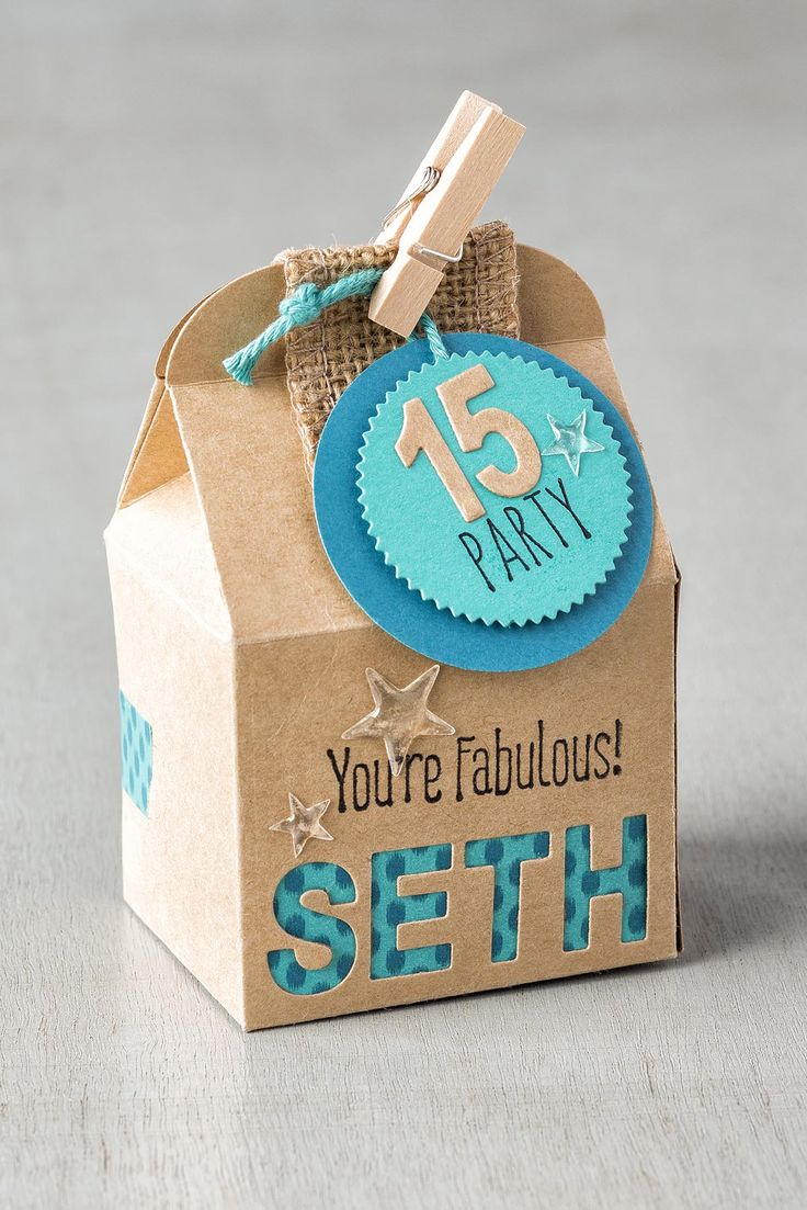 So Shelli - So Shelli Blog - Another Birthday Box