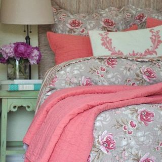 Shop for Lina Cotton Quilt. Get free shipping at Overstock.com - Your Online Fashion Bedding Outlet Store! Get 5% in rewards with Club O!