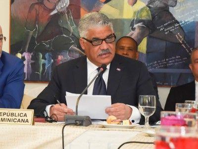 Canciller Miguel Vargas viaja a la ONU para reunión de la Internacional Socialista