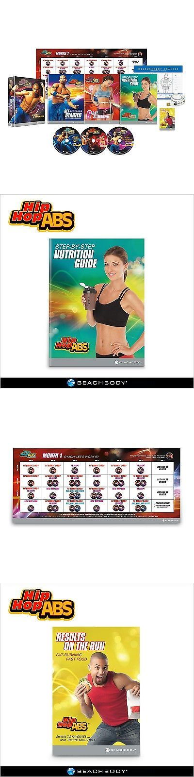 Fitness DVDs 109130: Hip Hop Abs Dvd Workout - New -> BUY IT NOW ONLY: $39.21 on eBay!