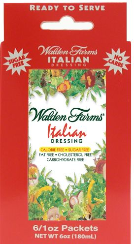 walden farms single serve packets italian ranch - Google Search