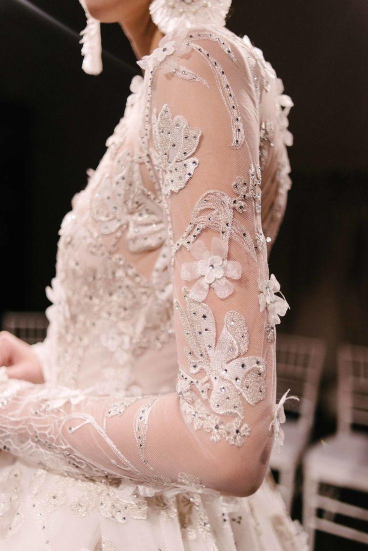 305 best Naeem Khan // LWD Designer images on Pinterest   Bridal ...