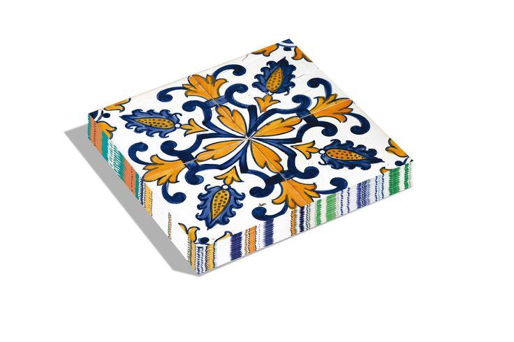 Dutch Design Napkins Tiles