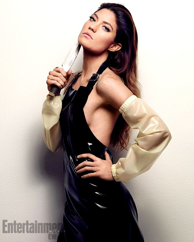 Jennifer Carpenter , Dexter Season 8 , Entertainment Weekly