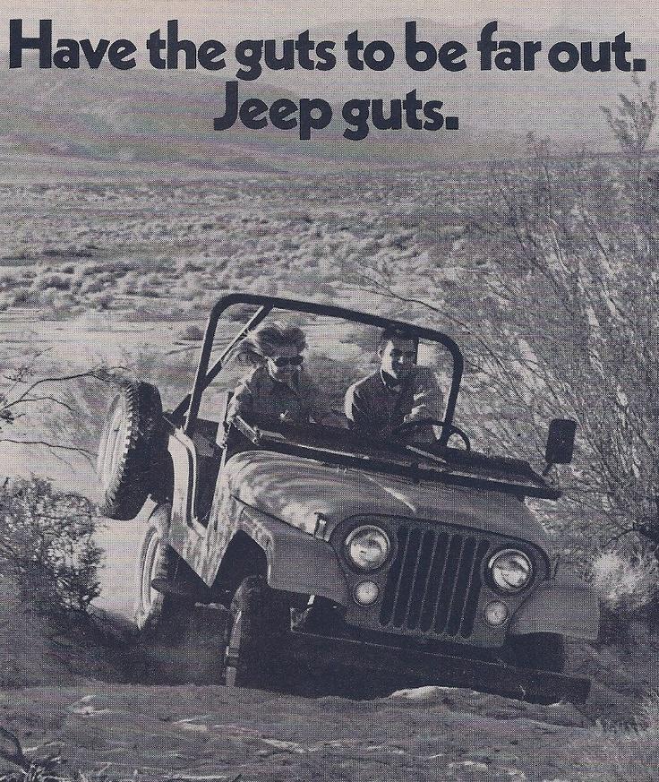 Jeep Guts