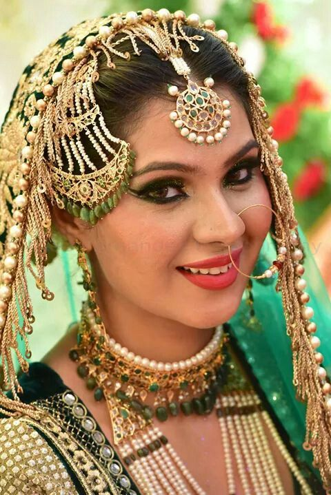 Beautiful Pakistani bride