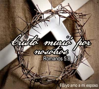 Cristo murió por nosotros: http://familias.com/gracias-a-el-la-humanidad-depende-de-este-hombre