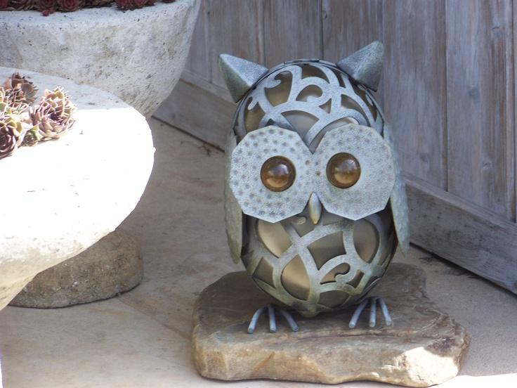 My Garden Owl!