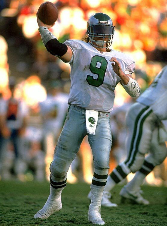 Jim McMahon played 3 of his 16 professional seasons with the Philadelphia Eagles. His top Fantasy Point season with the Eagles came in 1991 when he averaged 13.27 points per game which is 3.8 points per game less than his career average of 12.45. In his 3 seasons with the Eagles his fantasy point average per season has not dropped below 0.65 points per game. Browse all of Jim McMahon's Philadelphia Eagles stats, fantasy points and game logs