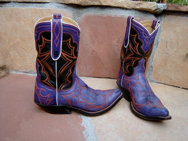 17 Best images about Cowboy Boots Pink and Purple on Pinterest ...