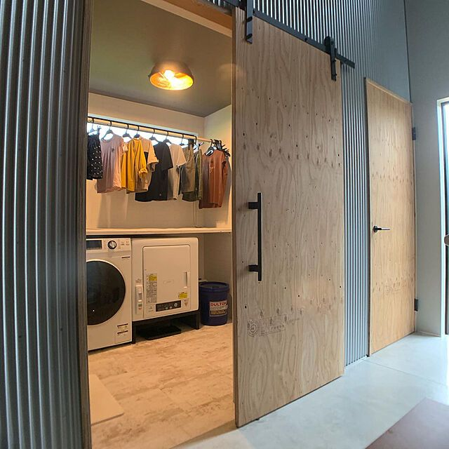 室内ドア バーンドア 片引き戸 6ft の商品情報 Roomclip ルーム