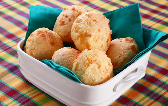 Sem Desperdício!: Dia de Cozinha: Pãezinhos de queijo